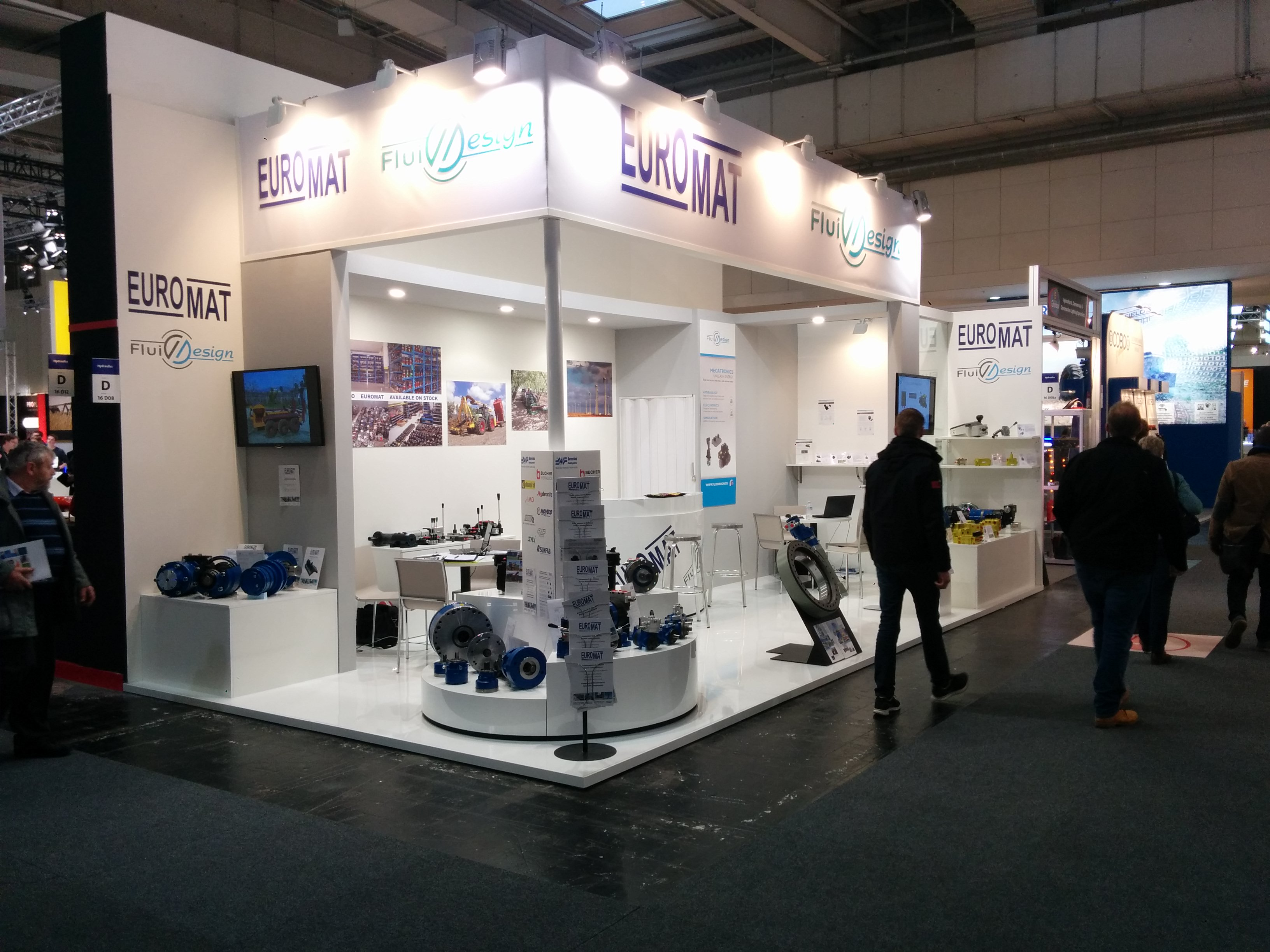 Stand Agritechnica
